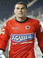 Faryd Mondragón During Match