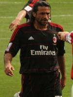 Mario Yepes during match