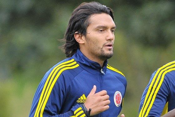 Abel Aguilar During Match