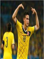 James Rodriguez to Skip Colombia vs Paraguay