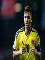 Juan Fernando Quintero in FIFA World Cup 2014