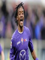 Juan Guillermo Cuadrado  During Match