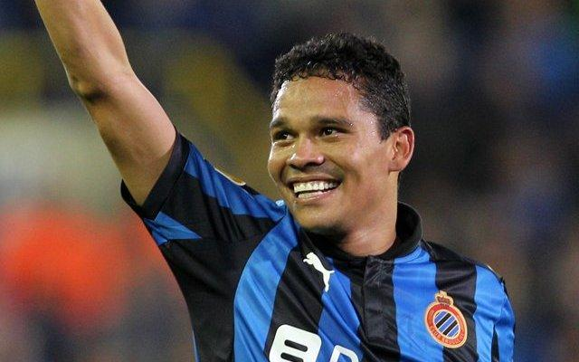 Carlos Bacca  During Match