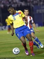 Frickson Erazo during Match