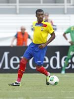 Frickson Erazo in FIFA World Cup 2014