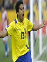 Christian Noboa win the Match