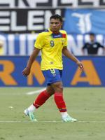 Jefferson Montero During Match