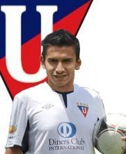 Luis Saritama in FIFA World Cup 2014