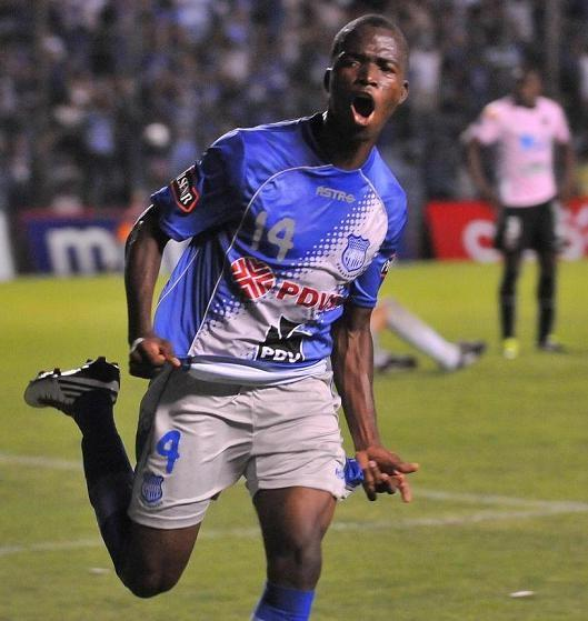 Enner Valencia in FIFA World Cup 2014