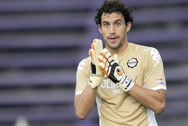 Martín Silva in FIFA World Cup 2014