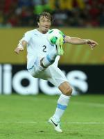 Diego Lugano during Match