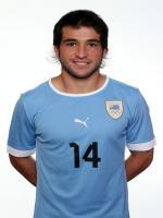 Nicolás Lodeiro recent picture