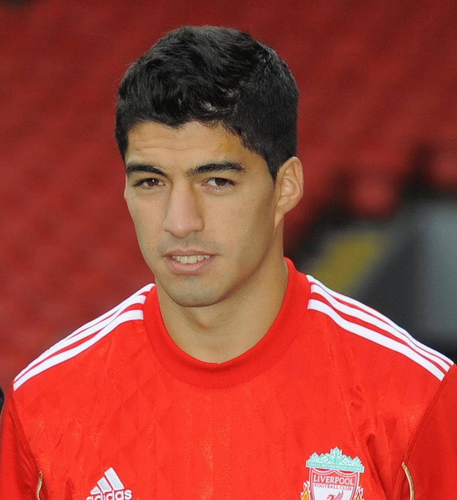 Luis Suárez in FIFA World Cup 2014