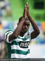 William Carvalho during Match