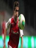 Rafa Silva during match