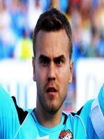 Igor Akinfeev recent picture