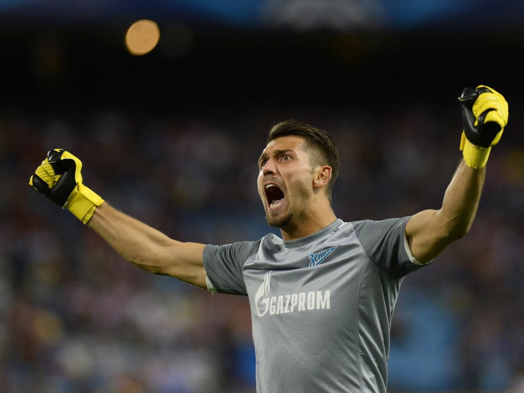 Yuri Lodigin in FIFA World Cup 2014
