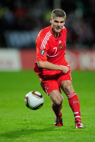 Igor Denisov in FIFA World Cup 2014