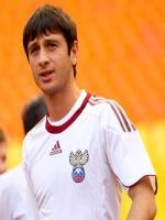 Alan Dzagoev recent picture