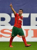 Aleksandr Samedov during match