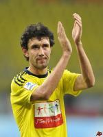 Yuri Zhirkov during match