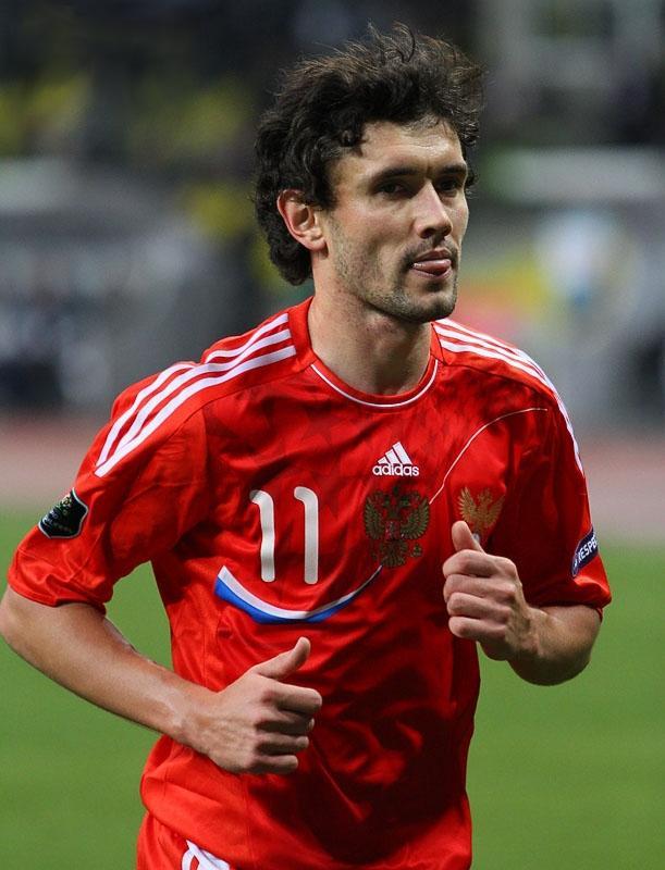 Yuri Zhirkov in FIFA World Cup 2014