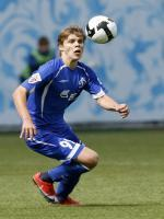 Aleksandr Kokorin during match