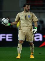 Orestis Karnezis in FIFA World Cup 2014