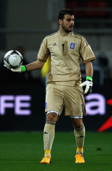 Orestis Karnezis in FIFA World Cup 2014