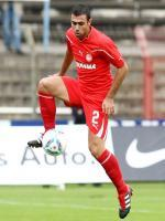 Giannis Maniatis during match