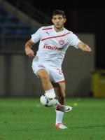 Kostas Manolas during match