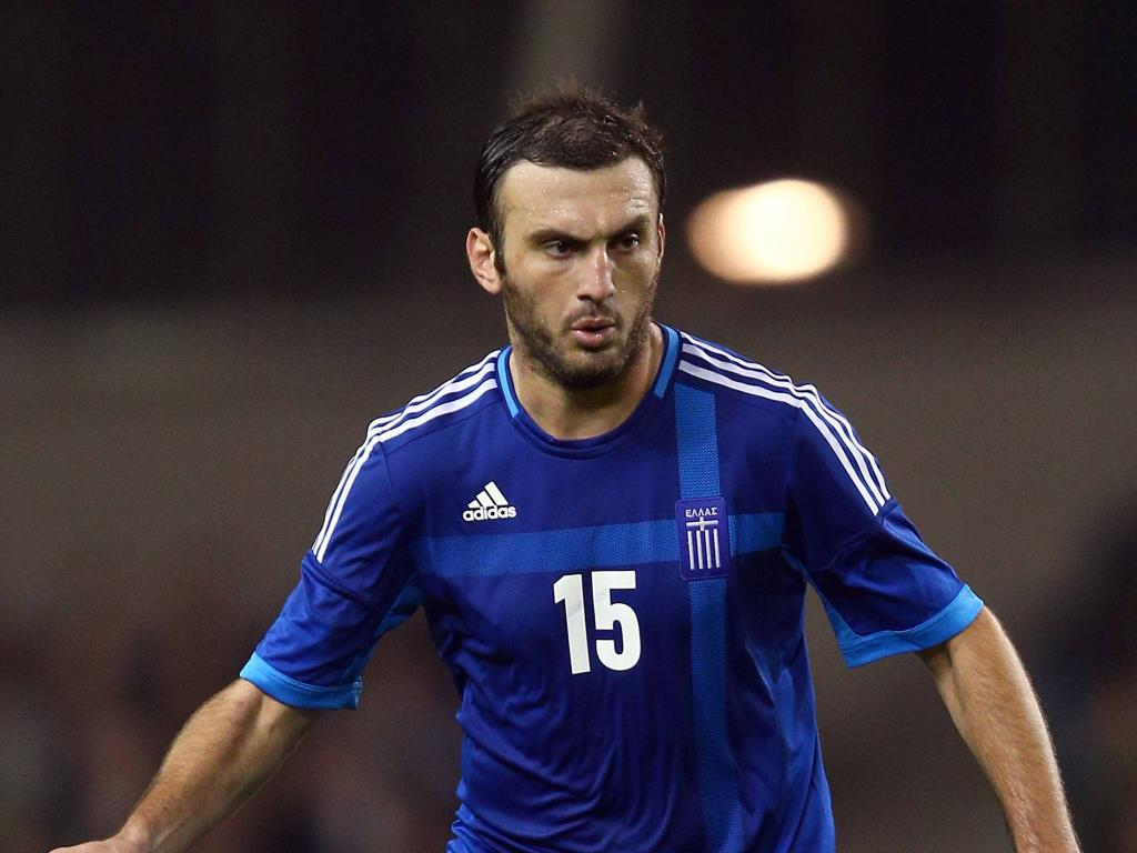 Vasilis Torosidis in FIFA World Cup 2014