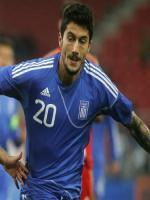 Panagiotis Kone During Match