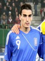 Lazaros Christodoulopoulos in FIFA World Cup 2014