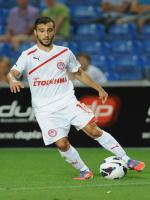 Ioannis Fetfatzidis during Match