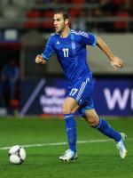 Panagiotis Tachtsidis During Match