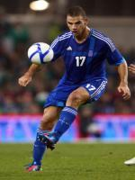 Panagiotis Tachtsidis in FIFA World Cup 2014