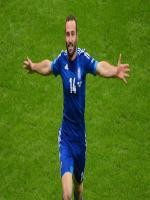 Dimitris Salpingidis in FIFA World Cup 2014