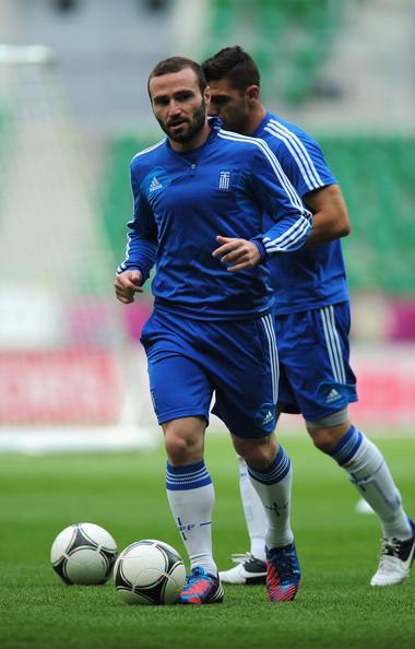 Dimitris Salpingidis Dring Match