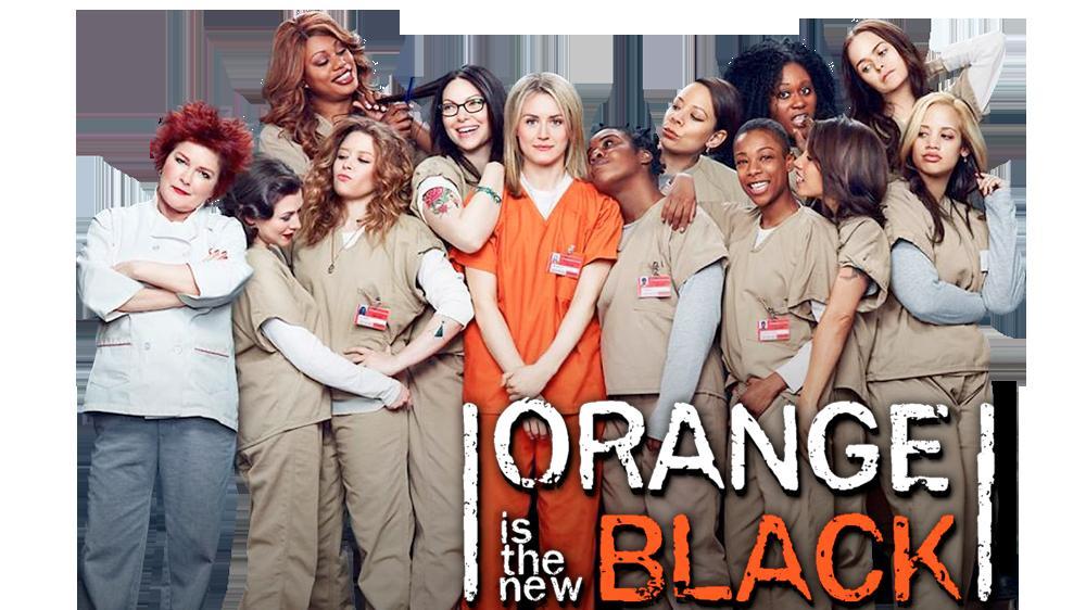 Piper in ORANGE IS THE NEW BLACK