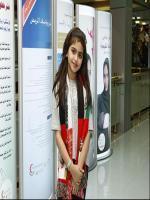 Hala El Turk after show
