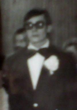 Marek Å»ukow-Karczewski in 1979