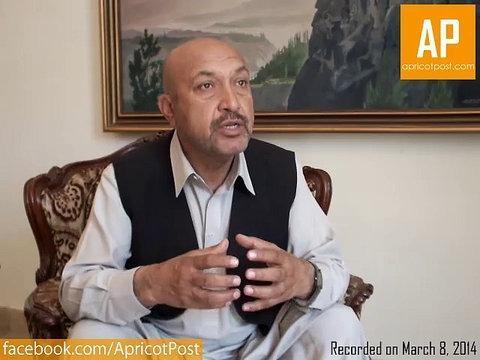 Nawaz Khan Naji Gilgit Baltistan Interview