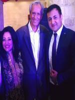 Shahid Acktar Qalander with Wazir Akbar Ali