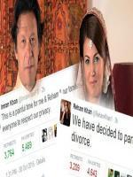 Throught of Imran Khan and Rehan Khan on Twitter