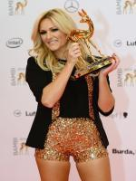Helene Fischer received Award