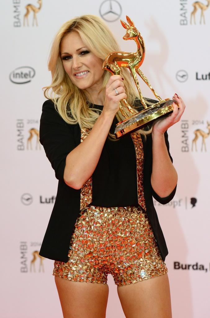 Helene Fischer received Award