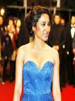Tannishtha Chatterjee On Red Carpet