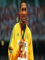 Wayde van Niekerk Got Gold Medal in Rio 2016