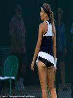 Photography of Monica Puig
